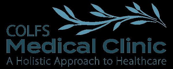 Logotipo de la clínica COLFS